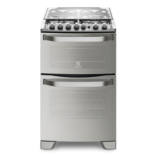 Cocina-A-Gas-Doble-Horno-Electrolux-56dax-Frontal
