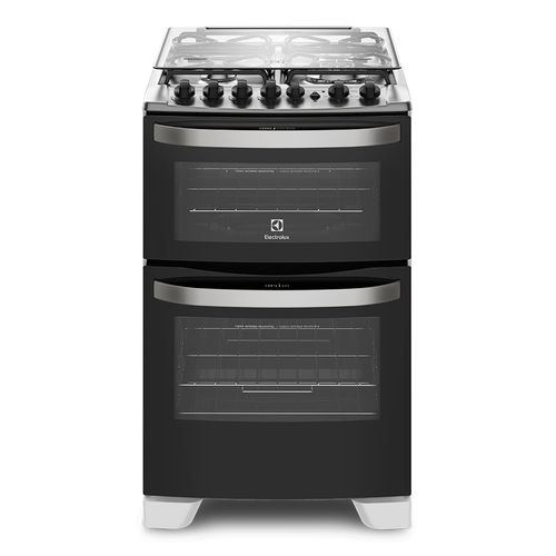 Cocina-A-Gas-Doble-Horno-Electrolux-56deb-frontal