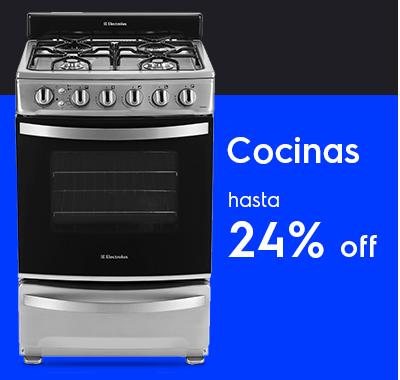 Cocinas - 25% OFF
